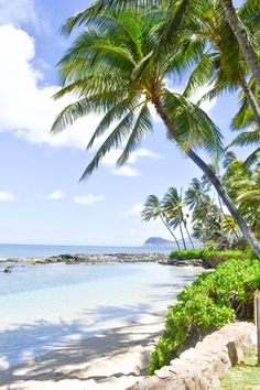 Ko Olina offers tranquil stretches of beach - exactly what you're looking for on your next vacation!