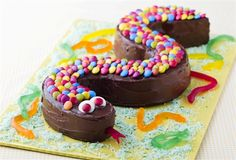Snake Cake | Nestlé Choose Wellness