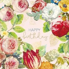 Inspired by stories from NT properties around the UK - our fresh NEW National Trust Imagine collection Best Happy Birthday Quotes, Happy Birthday Flower, Happy Birthday Beautiful, Happy Birthday Girls, Happy Birthday Images, Birthday Wishes Flowers, Happy Birthday Wishes Cards, Birthday Blessings, Holiday Wishes