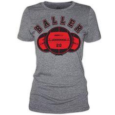 RokFit Women's Baller T-Shirt   Women's Apparel   The WOD Life