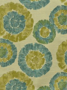 OASIS TURQUOISE #blue-turquoise #green #various #woven-fabrics