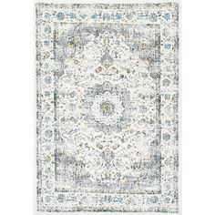 nuLOOM Traditional Persian Vintage Fancy Area Rug