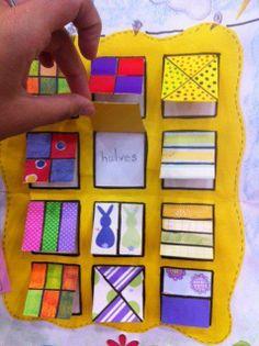 More fraction activities.... #math