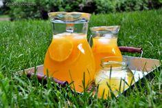 Staromodna lemoniada pomarańczowa według Rachel Allen