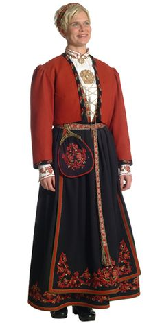 From Telemark Norwegian Clothing, Norwegian Wedding, Bridal Crown, Looking For Someone, Folk Costume, Nordic Style, Traditional Dresses, Playing Dress Up, Norway