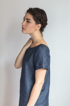 c33f68f35e Zoé Girard is a Montreal-based textile student and seamstress who creates  comfortable-wear