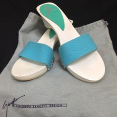 Clearance Giuseppe Zanotti Sandals Pre loved authentic one . Comes with dust bag Giuseppe Zanotti Shoes Sandals