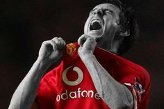 Gary Neville is a red!