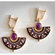 """А у меня новая большая любовь. Минанкари… - """"Родился сам, помоги другому"""" Ceramic Jewelry, Enamel Jewelry, Art Deco Jewelry, Gemstone Jewelry, Antique Jewelry, Jewelry Design, Modern Jewelry, Artisan Jewelry, Handcrafted Jewelry"""