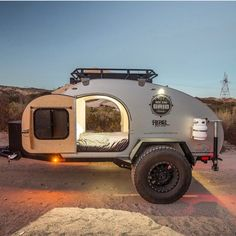 20 Best Offroad Trailer Teardrop Camper Conversion - Off road Camper+Trailer - Auto Jeep Camping, Off Road Camping, 4x4 Off Road, Jeep Wrangler Camping, Jeep Tent, Truck Tent, Wrangler Tj, Camping Hacks, Off Road Camper Trailer