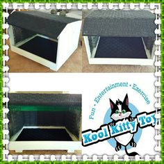 @KoolKittyToys Custom outdoor home for a Feral colony we are donating to keep some Kool Kitties safe and comfortable!  Made in the USA by Disabled Veterans!  Please call or email us at 315-209-5444 / 1-844-CAT-TOYS or koolkittytoys@gmail.com  #dog #cat #pa #DC #MD #VA #LA #cats #kitties #kittens #pets #animal #catsofinstagram #catsoftwitter #kitty #koolkittytoys #teamcatmojo #branding #furbabies #furbaby #jackpatrick #thepawproject #PicsCollage #inpex #inpex2016 #kooldoggie