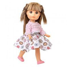 Papusa Berjuan LUX - Luci Rosa Lol Doll, Amazon Image, Movies And Tv Shows, Mini, Summer Dresses, Dolls, Disney Princess, Ebay, Stuff To Buy