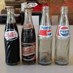 Dating old pepsi bottles