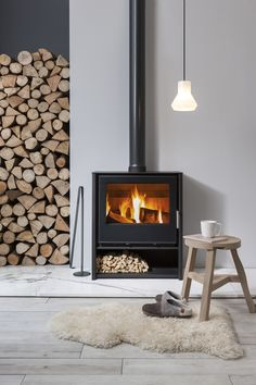 25 best contemporary wood burning stoves images contemporary wood rh pinterest com