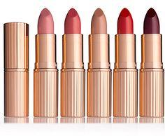 Charlotte Tilbury Launches in the U.S. - K.I.S.S.I.N.G. Lipstick