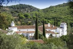 Trasierra Hotel and Yoga Center, Andalusia, Spain
