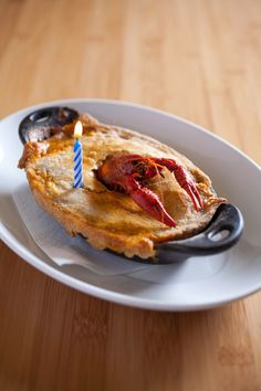 New Orleans Recipes : Crawfish Pot Pie Crawfish Pot, Baby Bella Mushroom Recipes, New Orleans Recipes, Entree Recipes, Soup Recipes, Food Displays, Restaurant, The Best, A Food
