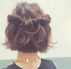Viele Frauen denken, dass es nicht so viele verschiedene Frisur Optionen für kurze Haare. Die gute Nachricht ist, können Sie sport Frisuren, würde sehen toll auf – kurze Haare aus sehr vielseitig Hochsteckfrisur Stile, die Hälfte bis halb nach unten Frisuren. Wenn Sie kurze bob Haar oder ein pixie und wollen zu verabschieden verschiedenen Frisur …