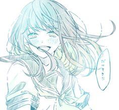 ♡◇Save = Follow ~Sarito_Ryoushi ♡❤ Anime Art, Sketches, Fantasy Art, Cute Art, Manga Illustration, Anime Sketch, Art, Art Sketches, Cute Drawings