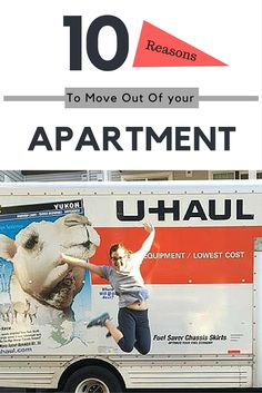 Top 10 Reasons to Move Out of Your Apartment - Moving Insider Leaky Faucet, Moving Out, Roommate, Apartment Living, Shelter, Building, Buildings, Condo Living, Construction