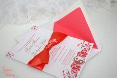 Ying / Yang Wedding Invitation