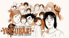 Yotsuba by Naoki Urasawa