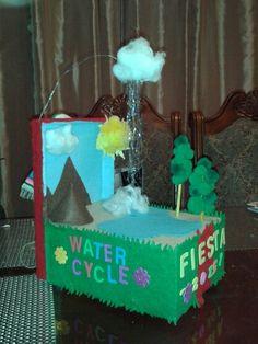 Fiesta foat 2015 water cycle