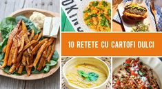 10 Retete cu cartofi dulci ideale pentru cina   Gourmandelle Tacos, Mexican, Vegetarian, Dinner, Ethnic Recipes, Pilates, Food, Diet, Bedroom