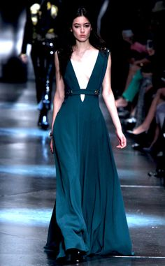 Roberto Cavalli from Best Looks at Milan Fashion Week Fall 2015 | E! Online
