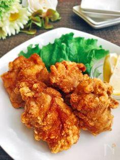 ちょっとだけ・濃いめの味付け✴︎鶏肉のザンギ by 津久井 美知子 (chiko) | レシピサイト「Nadia | ナディア」プロの料理を無料で検索