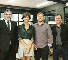 I INOV Conecta: Investidores e Empreendedores! Prazer e honra dessa sociedade!