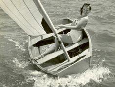 Sailing A Sabot