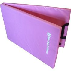 We Sell Mats Thick Folding Personal Exercise Mat with Carry Handle