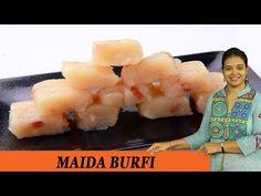 MAIDA BURFI - Mrs Vahchef - YouTube