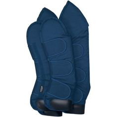 Dover Pro Shipping Boots feature ripstop lining and a hard-wearing Cordura outer shell with a thick layer of foam in the middle to protect the horse while traveling. Plus, they're a lot less hassle than having to pull out the quilts and wraps every time you load the trailer. $69.99 at DoverSaddlery.com.