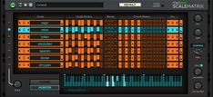 ScaleMatrix is a player Rack Extension where you can define and easily recall up to seven separate scale and chord configurations with timing and velocity. Extensions, Scale, Studios, Creativity, Shop, Weighing Scale, Libra, Hair Extensions