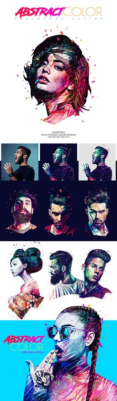 The Artistic Photo FX Bundle photo effects photoshop Actions Photoshop, Color Photoshop, Effects Photoshop, Photoshop Design, Photoshop Tutorial, Adobe Photoshop, Photoshop Elements, Digital Art Photography, Photoshop Photography