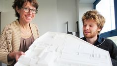 3D Printed Culture: an abbaye model for the visually impaired — #3DPrinting