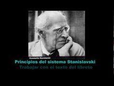 Bibliografia de Konstantin Stanislavski ( Taller de actuación por Yoel R...