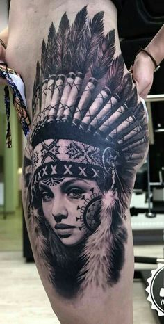 -Men's tatoo -Men's tattoo -Tattoo - -Men's tatoo -Men's tattoo -Tattoo – You are in the right place about - - Indian Women Tattoo, Native Indian Tattoos, Indian Girl Tattoos, Indian Tattoo Design, Western Tattoos, Native American Tattoos, Tattoo Girls, Tattoos For Guys, Tattoos For Women