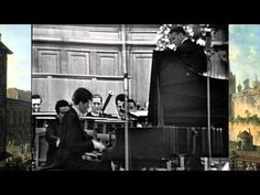 """▶ Van Cliburn - [Pyotr Ilyich Tchaikovsky  Piano Concerto No. 1, B-flat minor in Moscow  Piano - Van Cliburn Conductor - Kiril Kondrashin  Moscow State Philharmonic Academy Orchestra  Recorded in 1962]  Harvey Lavan """"Van"""" Cliburn, Jr., (/ˈklaɪbɜrn/; July 12, 1934 – February 27, 2013) was an American pianist who achieved worldwide recognition in 1958 at the age of 23, when he won the first quadrennial International Tchaikovsky Piano Competition in Moscow at the height of the Cold War."""