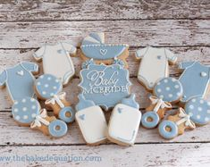 Baby Shower Sugar Cookies Yellow Onesie and by BlueLilyTreats