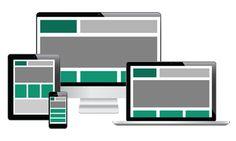 Nous développons des sites web en responsive design..