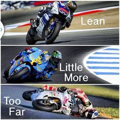 MotoGP - picking a fight with the tarmac - comes to us all...