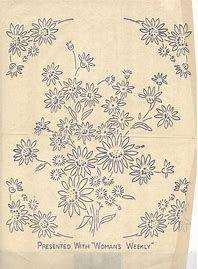 Résultat d'images pour embroidery bouquet pattern