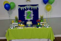 Super Why Birthday Party Ideas | Photo 2 of 25 | Catch My Party