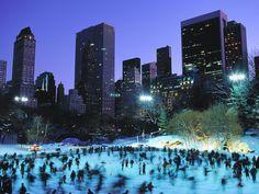 Le cinque città del mondo dove trascorrere le feste di #Natale #consigli di #viaggio