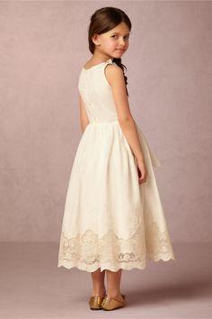 BHLDN Haley Dress in  Dresses Flower Girl Dresses   BHLDN