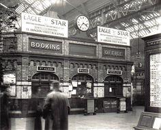 North Station Blackpool    Old