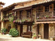 Spanish cottage. So beautiful!
